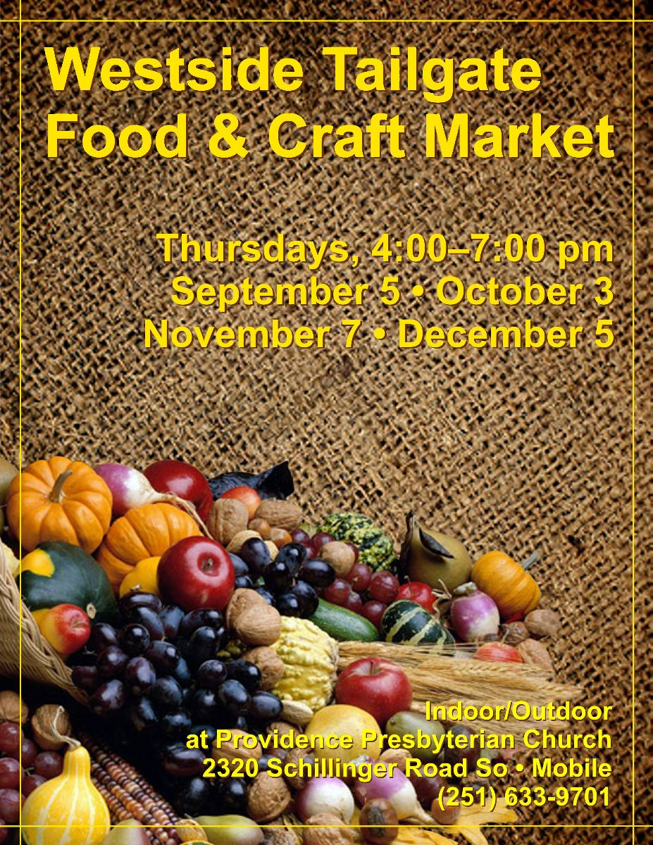 Westside Fall Food & Craft Market